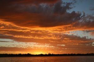 Sunset Perth WA